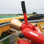 Skydd av helikopterplattform med hjälp av flera FJM-WTO