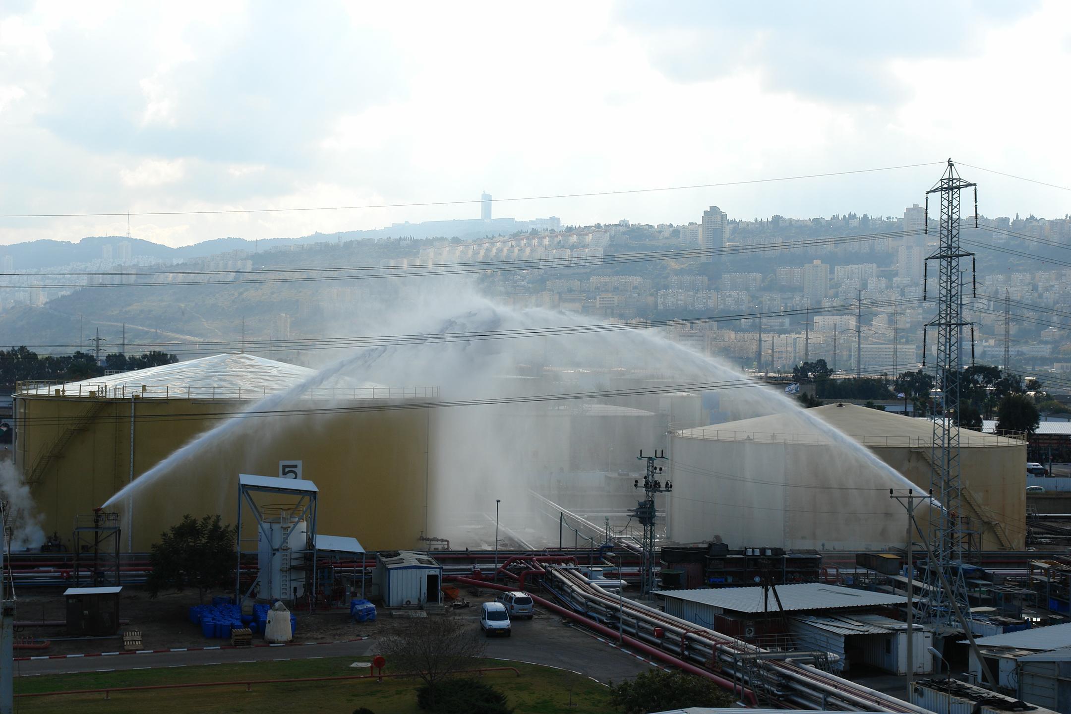 Tank And Cistern Consilium Incendium Ab